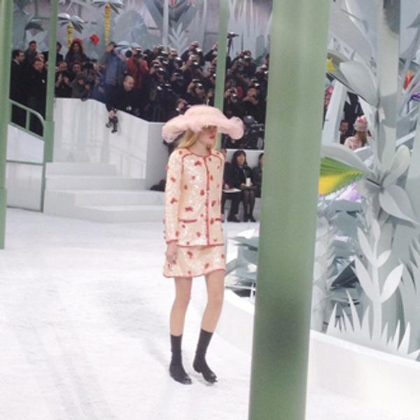 От первого лица: Неделя моды Haute Couture глазами редактора ELLE | галерея [6] фото [8]