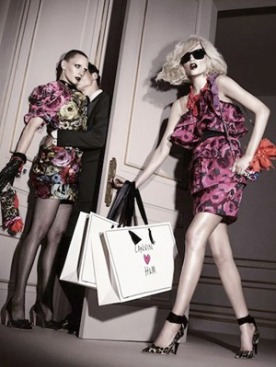 Lanvin for H&M второй снимок
