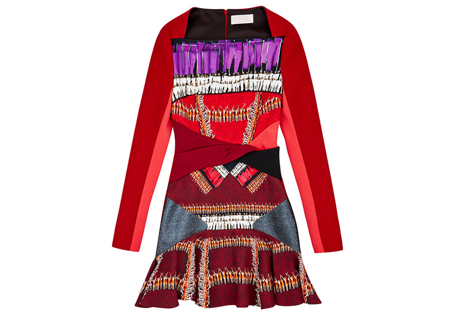 Платье, Peter Pilotto, 55 450 руб.