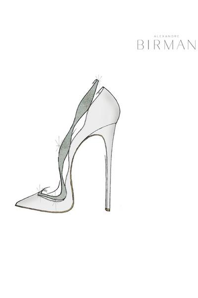 Известные дизайнеры обуви представили свои версии туфель Золушки   галерея [1] фото [9]