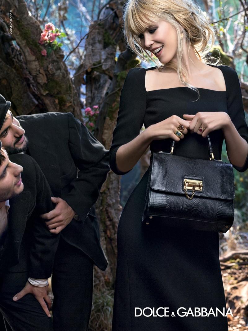 Сумки от Dolce & Gabbana: фото