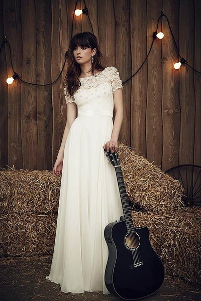 Лучшие коллекции Недели свадебной моды | галерея [6] фото [20]