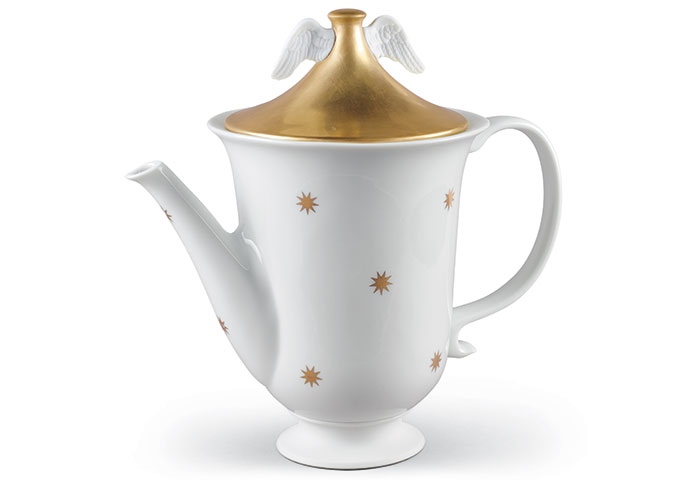 Чайник «Небеса», Lladró