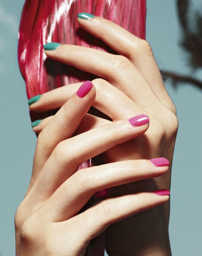Лучшие летние лаки для ногтей