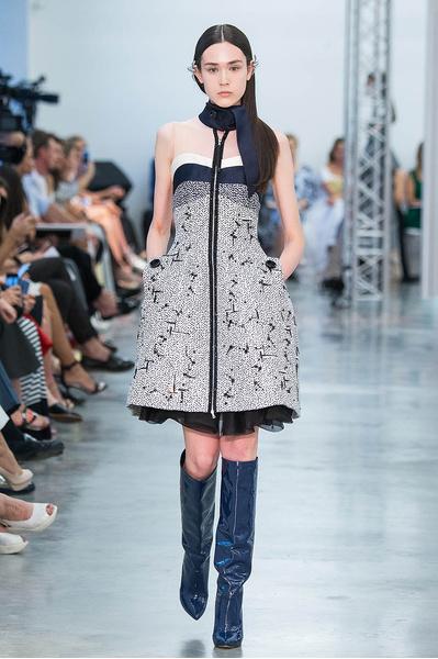 В Москве состоялся показ осенне-зимней коллекции Edem Couture | галерея [1] фото [3]