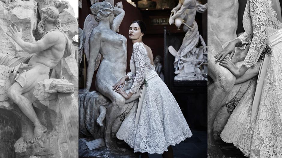 Свадебная коллекция Alessandro Angelozzi Couture 2015