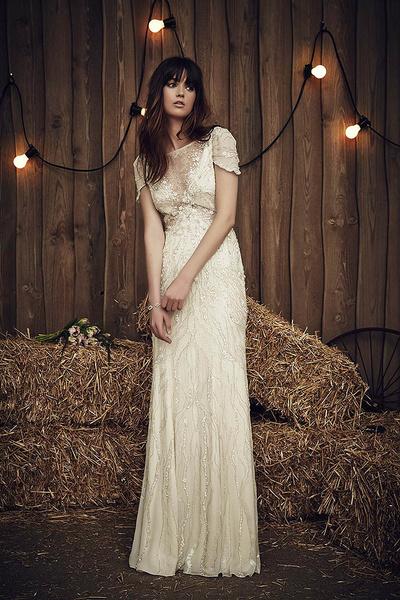 Лучшие коллекции Недели свадебной моды | галерея [6] фото [14]