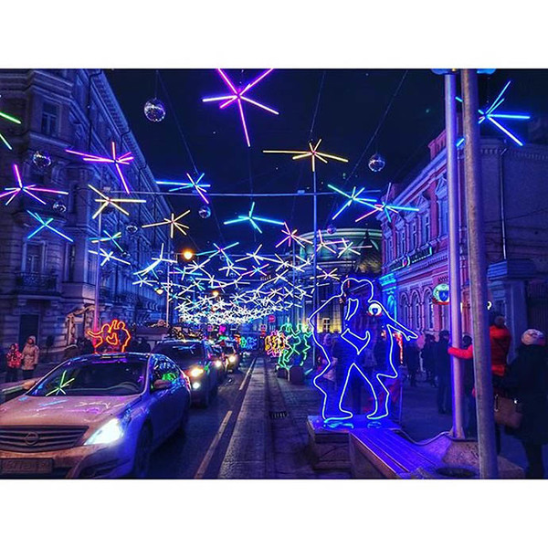 Ночь перед Рождеством: куда идти за новогодним настроением? | галерея [3] фото [6]