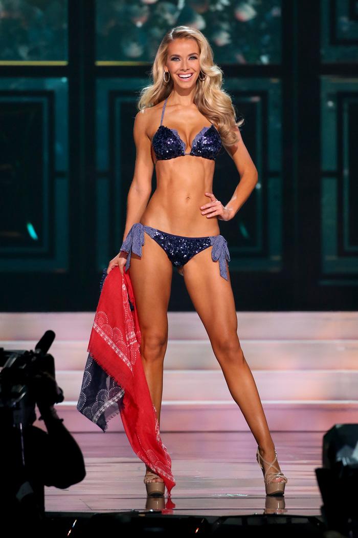 Оливия Джордан выиграла в конкурсе «Мисс США»