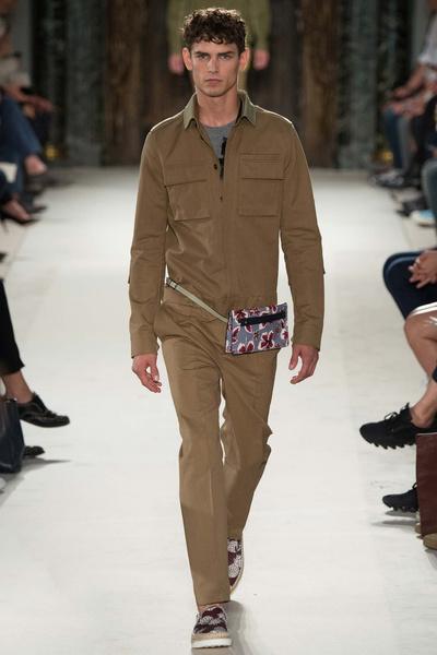 Неделя мужской моды в Париже: лучшие показы | галерея [1] фото [22]