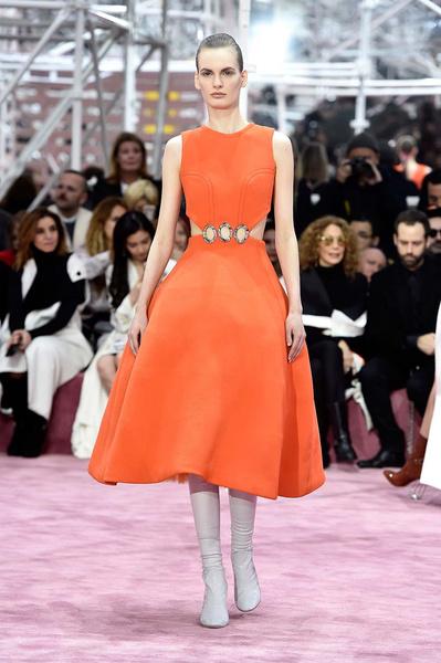 Показ Dior Haute Couture | галерея [1] фото [21]