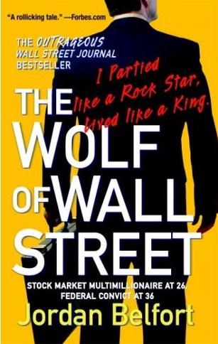 волк с уолл стрит книга
