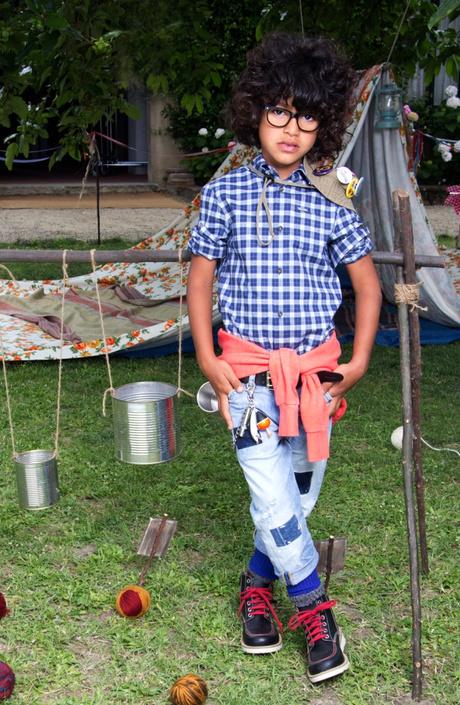 Детская одежда Dsquared2