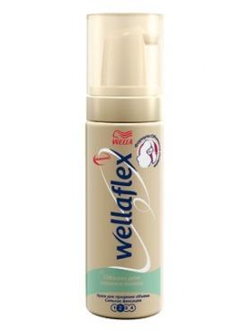 Крем для придания объема тонким волосам Wellaflex