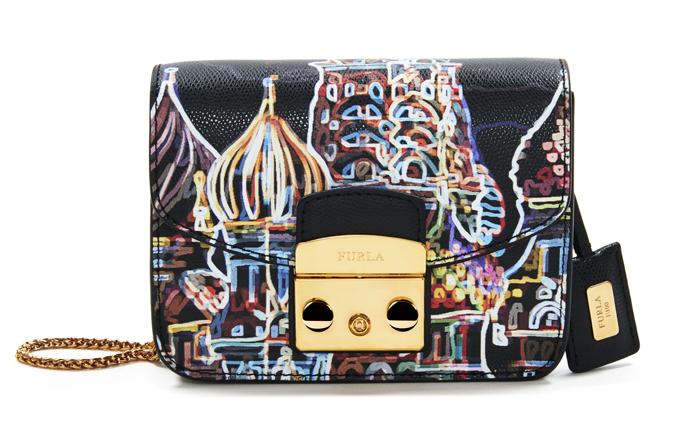 Furla посвятила новую сумку Москве