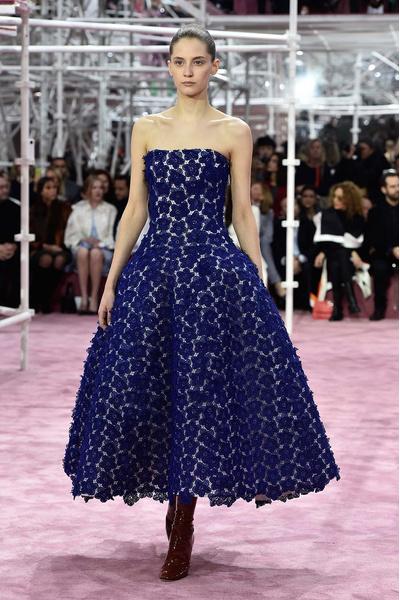 Показ Dior Haute Couture | галерея [1] фото [6]