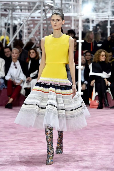 Показ Dior Haute Couture | галерея [1] фото [22]