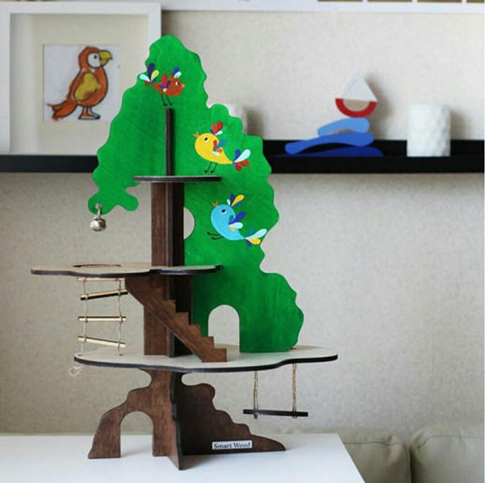 Дерево-конструктор