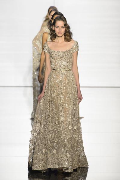 Показ Zuhair Murad Haute Couture | галерея [1] фото [2]