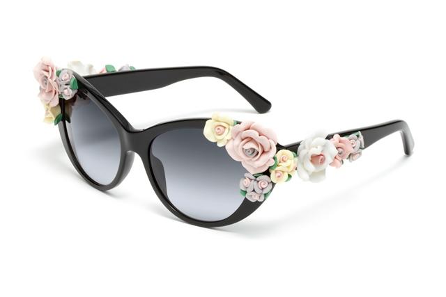 солнцезащитные очки Dolce&Gabbana Flowers