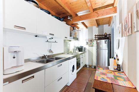 Топ-10: дизайнерские квартиры в Милане | галерея [4] фото [7]