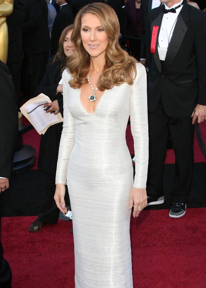 Селин Дион, «Оскар-2011»