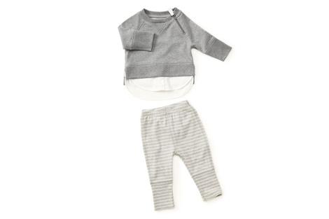 Коллекция одежды и аксессуаров для малышей от Banana Republic | галерея [1] фото [4]