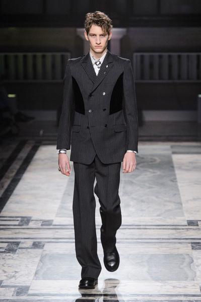 Неделя мужской моды в Лондоне: главные показы | галерея [1] фото [3]