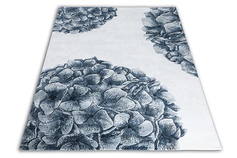 Дизайнер Микаэла Шляйпен представила новую коллекцию ковров | галерея [1] фото [8]