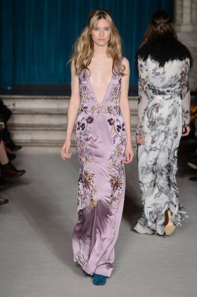 Неделя моды в Лондоне: 22 февраля | галерея [3] фото [2]