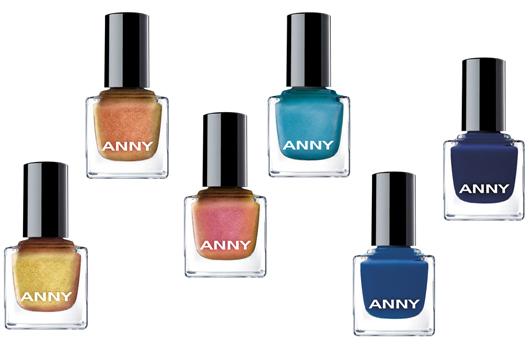 Бренд ANNY посвятил новую коллекцию лаков для ногтей катанию на роликах
