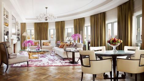 10 самых дорогих отельных номеров в мире | галерея [4] фото [3]