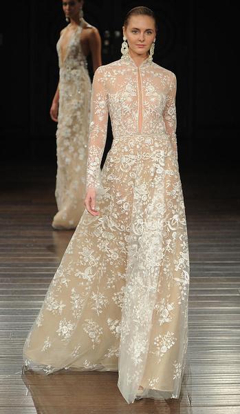 Лучшие коллекции Недели свадебной моды | галерея [5] фото [18]
