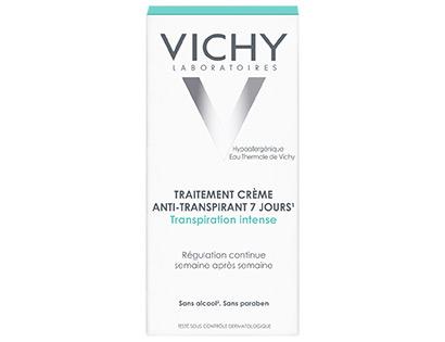 Крем-антиперспирант «7 Дней» от Vichy