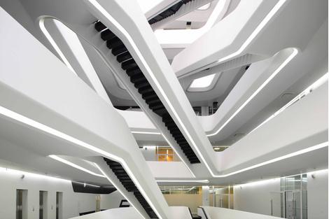 Первая в Москве постройка от Захи Хадид | галерея [1] фото [6]