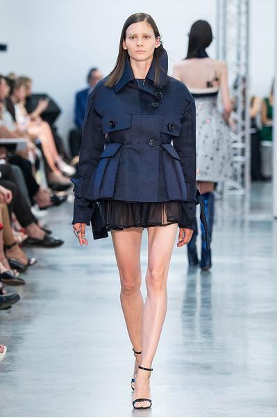 В Москве состоялся показ осенне-зимней коллекции Edem Couture | галерея [1] фото [8]