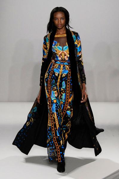 Неделя моды в Лондоне: 22 февраля | галерея [2] фото [9]