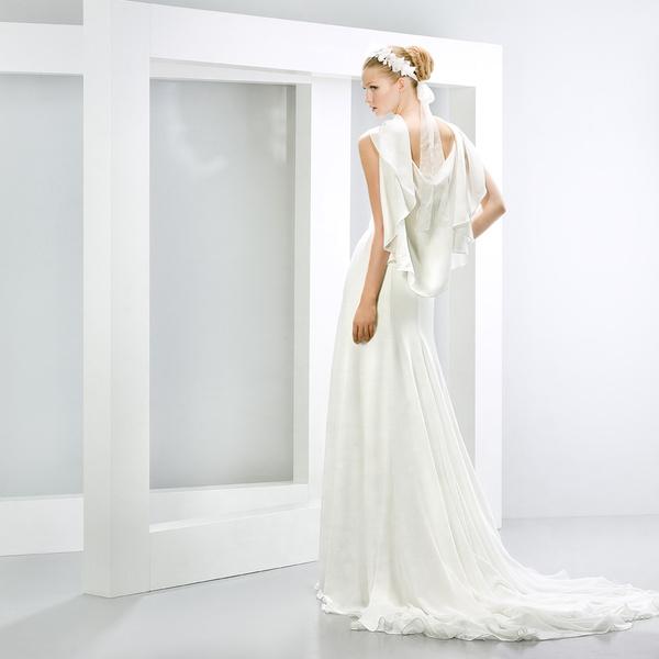 ЗАМУЖ НЕВТЕРПЕЖ: 10 самых красивых свадебных коллекций сезона | галерея [3] фото [3]