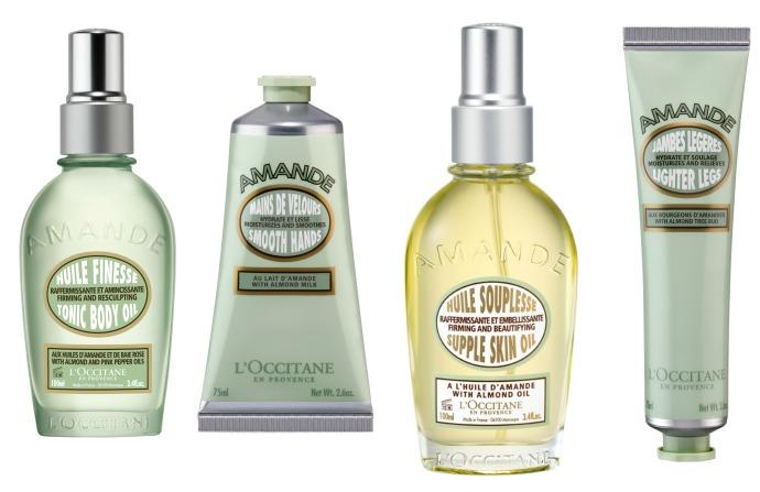 Коллекция Almande от L'Occitane пополнилась новыми средствами