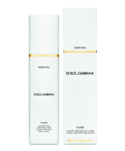 Осветляющий лосьон без спирта Essential Toner от Dolce&Gabbana