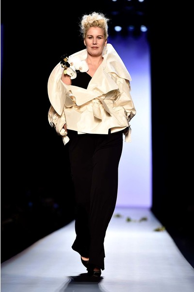 Показ Jean Paul Gaultier Couture | галерея [1] фото [29]