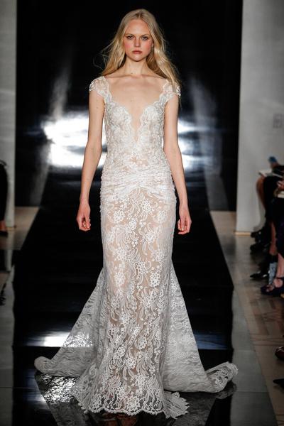 Лучшие коллекции Недели свадебной моды | галерея [8] фото [4]