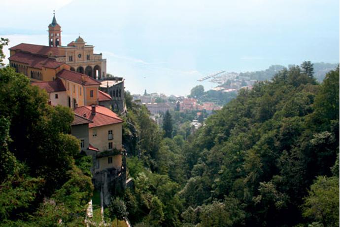 Церковь Мадонна-дель-Сассо в Локарно — прибежище чудотворной силы