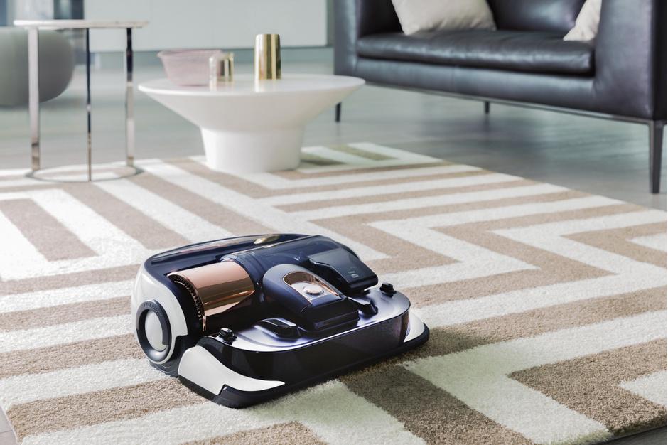 Самый мощный робот-пылесос POWERbot от Samsung