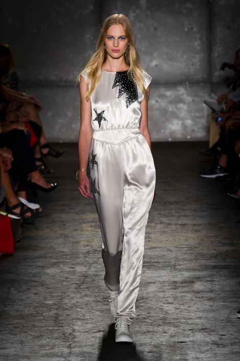Лучшие образы показа Marc by Marc Jacobs на Неделе моды в Нью-Йорке