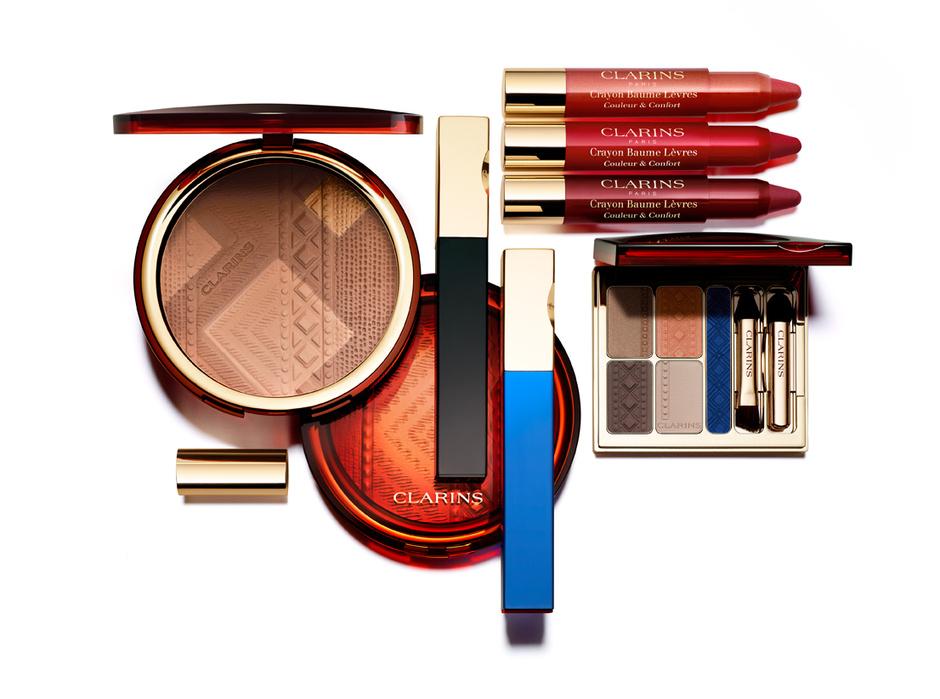 Сlarins выпустил летнюю коллекцию макияжа Colours of Brazil