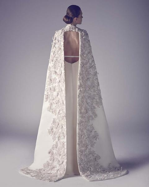ЗАМУЖ НЕВТЕРПЕЖ: 10 самых красивых свадебных коллекций сезона | галерея [1] фото [9]