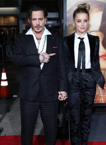 Брак Джонни Деппа и Эмбер Херд могут признать недействительным