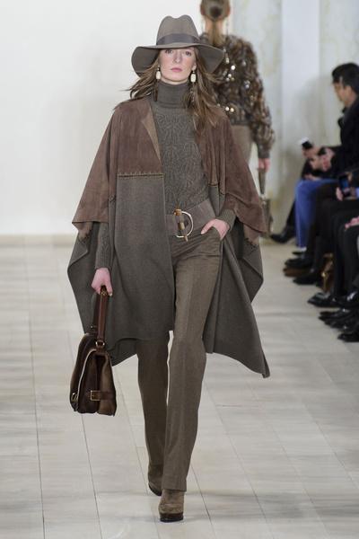 Показ Ralph Lauren на Неделе моды в Нью-Йорке | галерея [1] фото [35]
