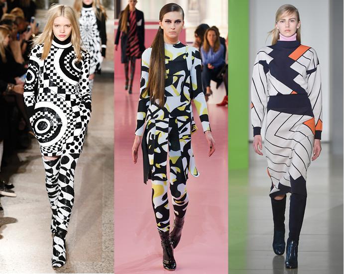 Подиум: Emilio Pucci, Dior, Jil Sander
